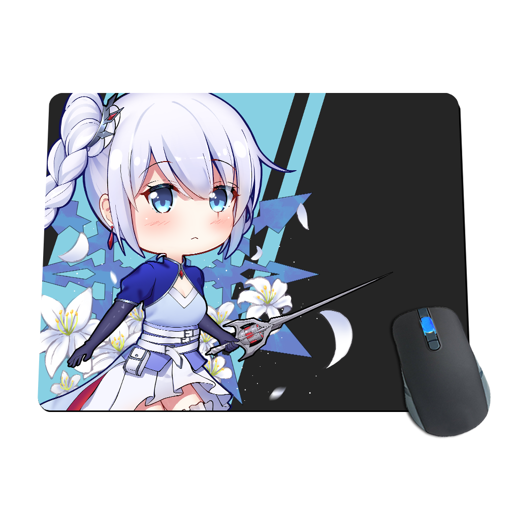 Chibi Weiss Mousepad