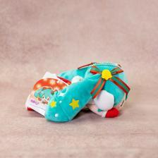 """Hatsune Miku"" Series Lay-down Plush ""Hatsune Miku"" Christmas 2019 ver B: Smile"