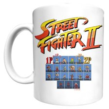 Ultra Street Fighter 2 Advance Mug